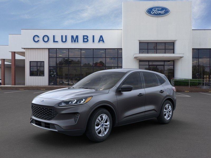New 2020 Ford Escape S