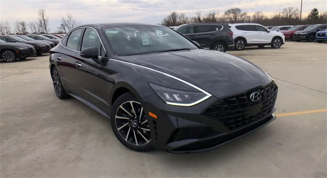 New 2020 Hyundai Sonata SEL Plus